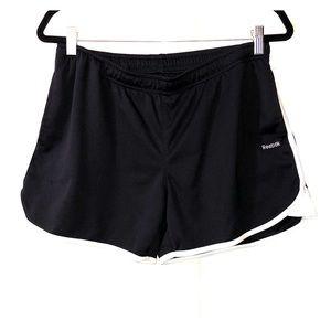 REEBOK Shorts Black SIZE: LARGE